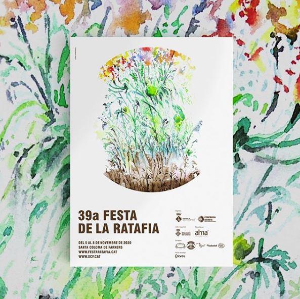 39 Festa de la Ratafia 2020 Santa Coloma de Farners